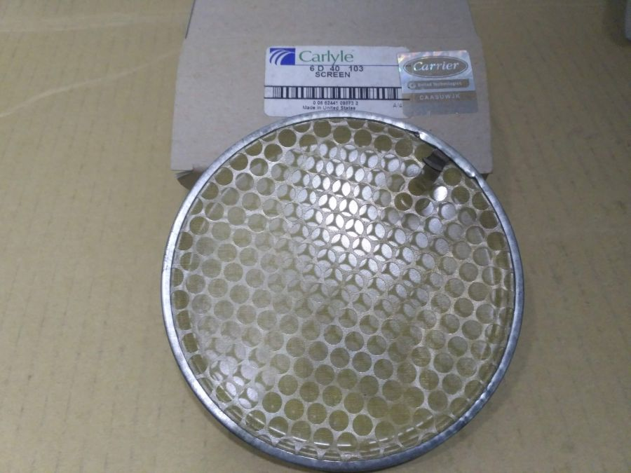 I000217 * OIL FILTER SCREEN