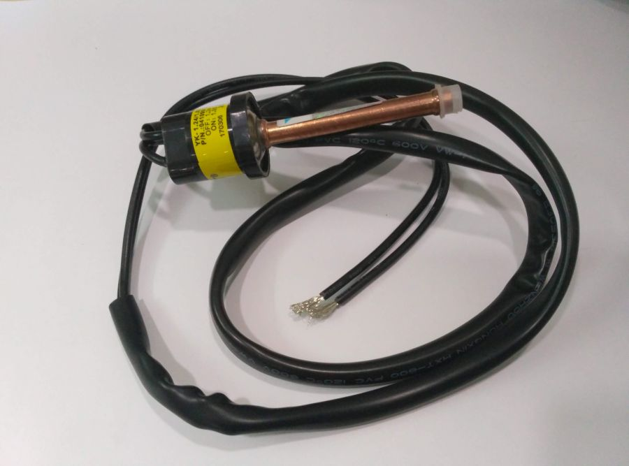 L003360 Pressure Switch Low 1.24BAR N/C Export YK-1.24/1.93 Pressure control 1.24 bar (off) , 1.93 (on)