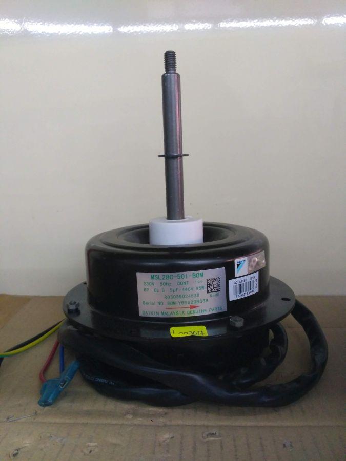 L003617 * Fan Motor YDK75-6S/MSL28C-501-WL for YSL28C/30C/31C2 , 95W, 5UF