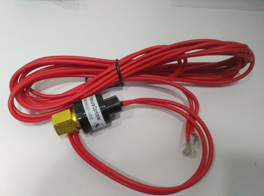 L004250 PRESSURE SWITCH LOW OFF 30 psig- ON-60 psig P/N:023M08600-002