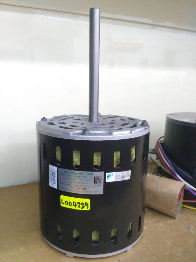 L004729 * Indoor Fan Motor MSB100B-501 0.41KW