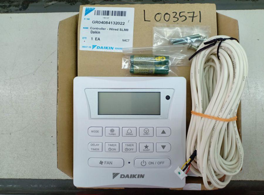 L003571 * WIRED CONTROLLER SLM8 S8 DAIKIN ss 5030R06738