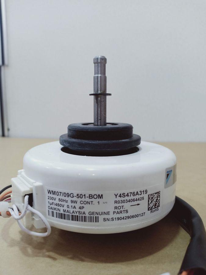 L001280 * MOTOR, MWM07/09G-501 8W
